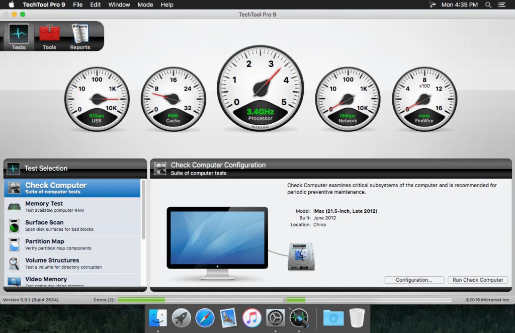 Techtool Pro v13.0.1 Build 6416 + Fix (macOS)   CracksHash